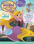 Disney Tangled the Series Magazine Subscription Cover