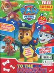 Paw Patrol Magazine Subscription Cover
