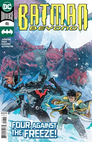 Batman Beyond Magazine