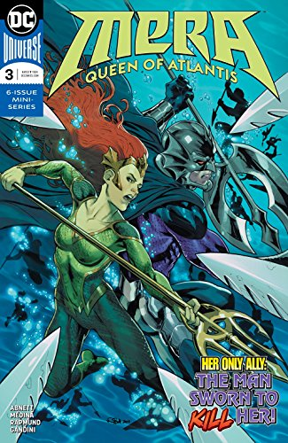 Mera: Queen of Atlantis Magazine Subscription Cover