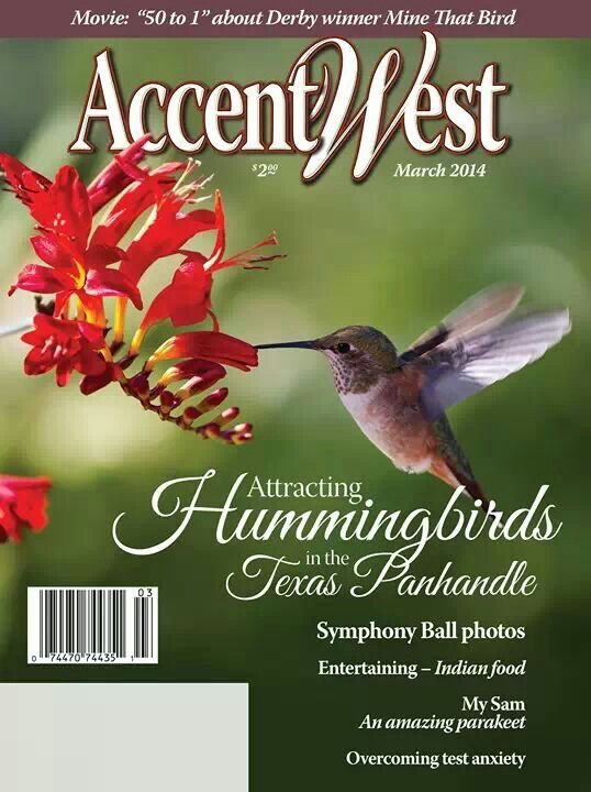 Accent West Magazine