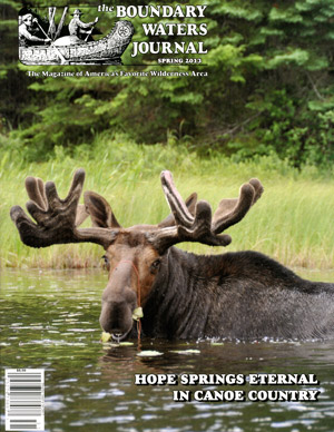 Boundary Waters Journal Magazine Cover
