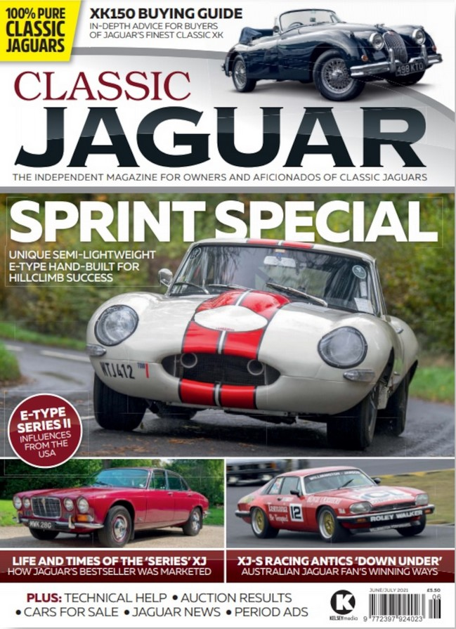 Classic Jaguar (UK) Magazine
