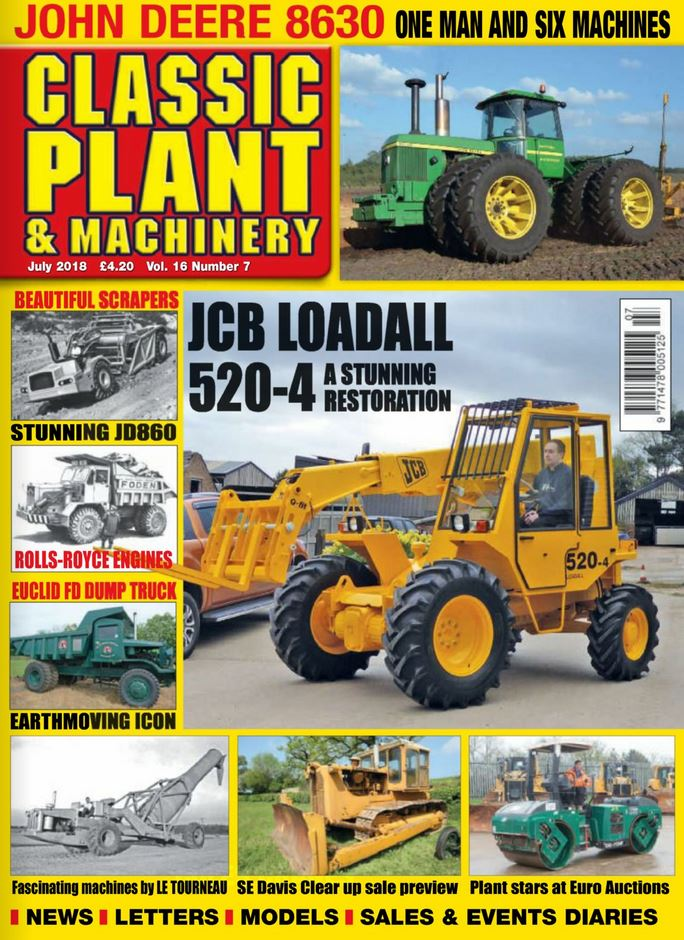Classic Plant & Machinery (UK) Magazine