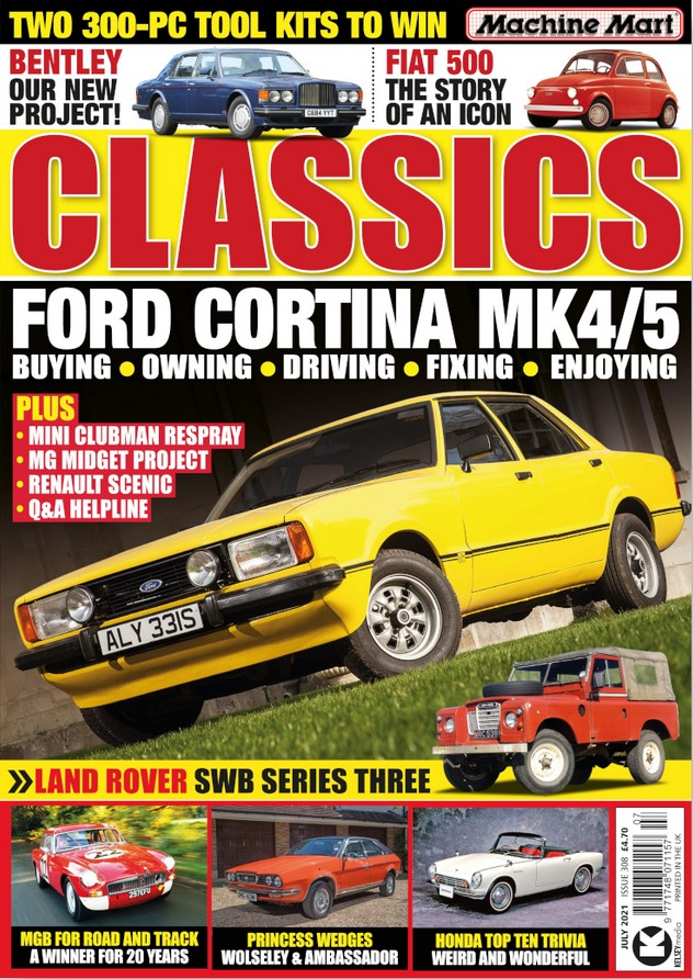 Classics Monthly (UK) Magazine