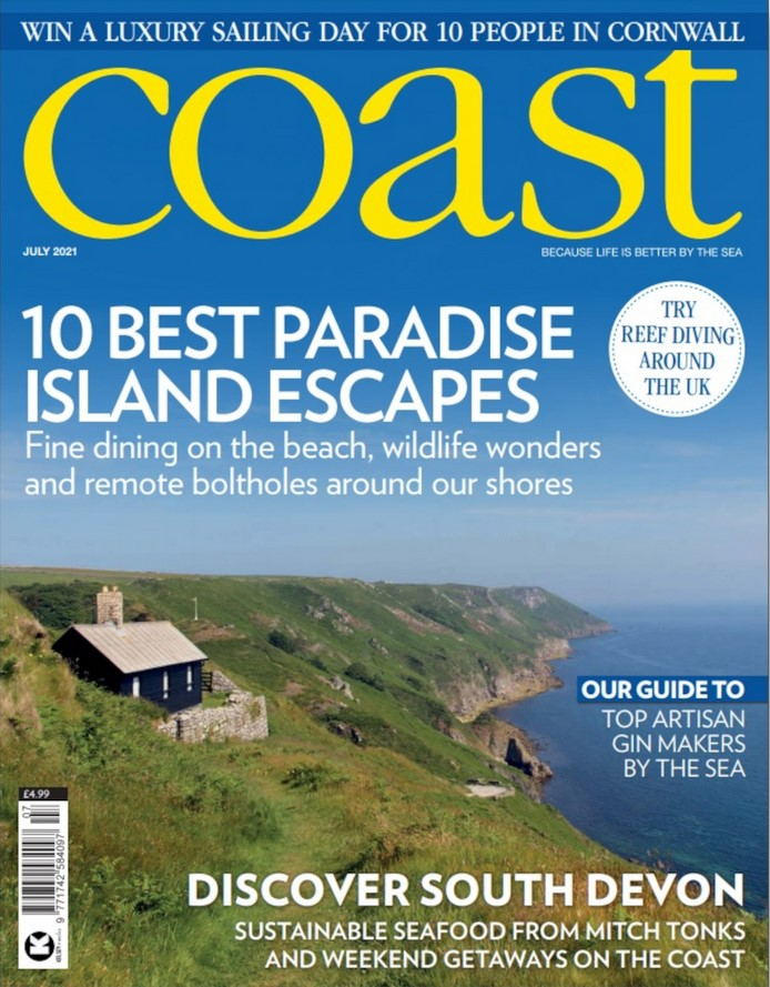 Coast (UK) Magazine