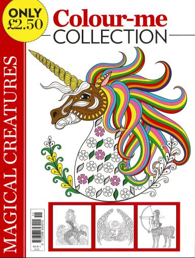 Colour Me Collection (UK) Magazine Cover