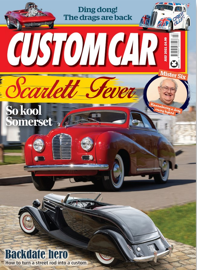 Custom Car (UK) Magazine