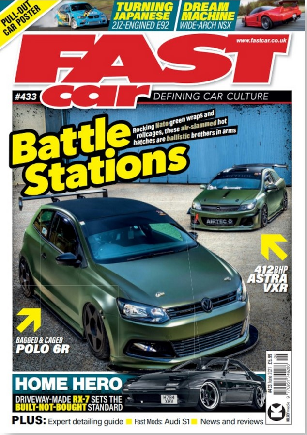 Fast Car (UK) Magazine