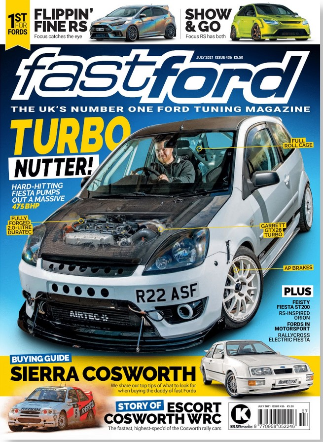 Fast Ford (UK) Magazine