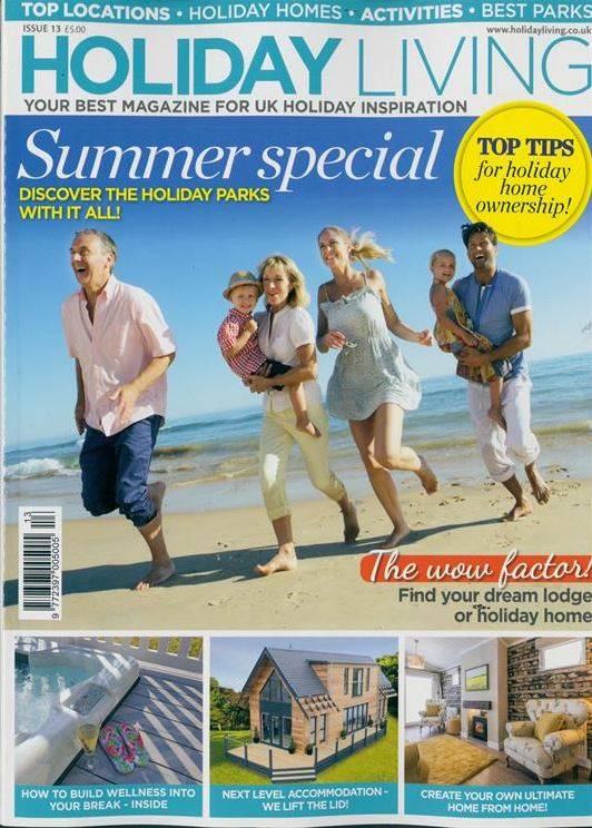 Holiday Living (UK) Magazine