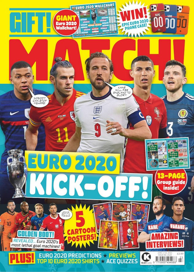 MATCH (UK) Magazine