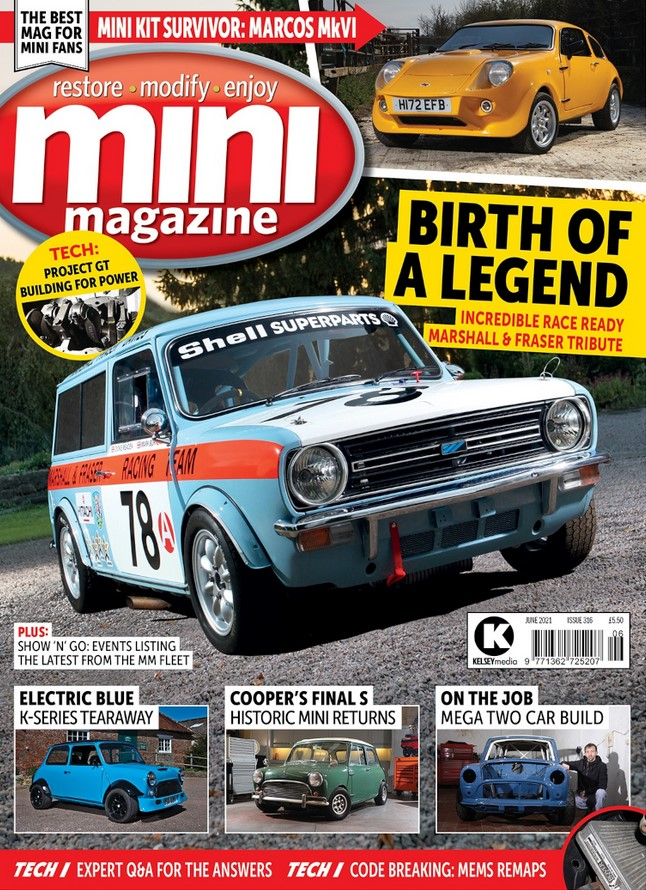 Mini Magazine (UK) Magazine