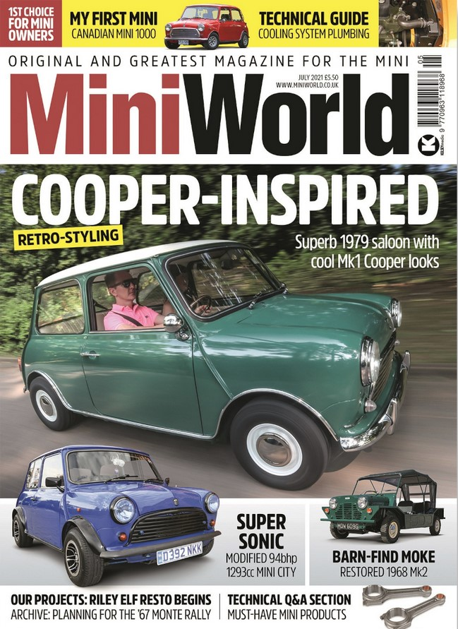 MiniWorld (UK) Magazine