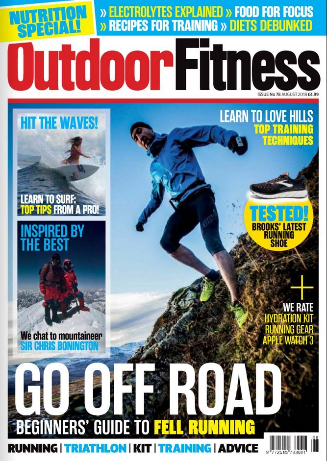 Outdoor Fitness & Adventure (UK) Magazine
