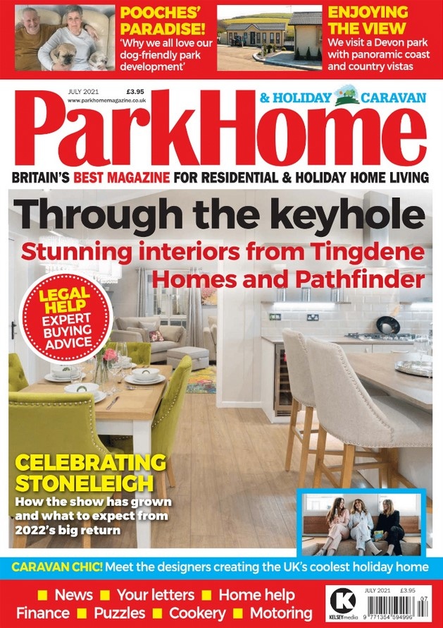 Park Homes & Holiday Caravan (UK) Magazine