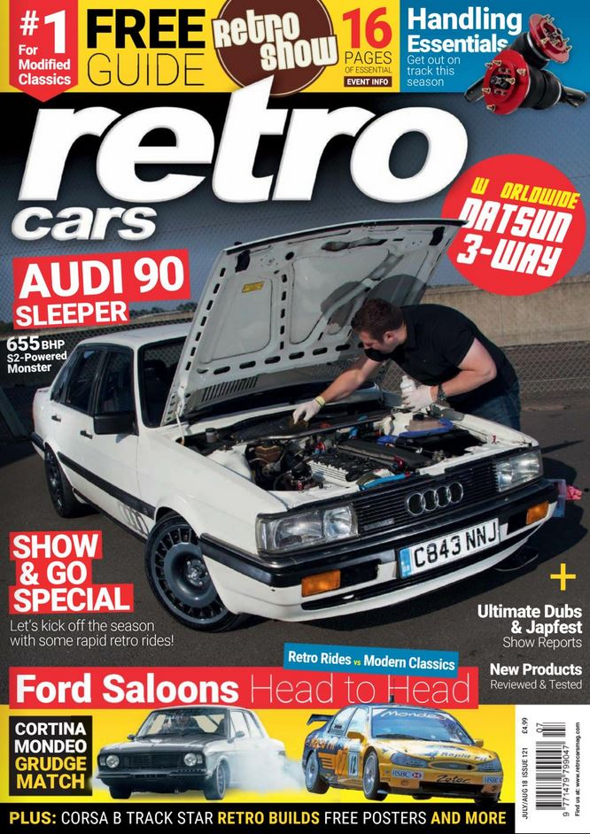 Retro Cars (UK) Magazine