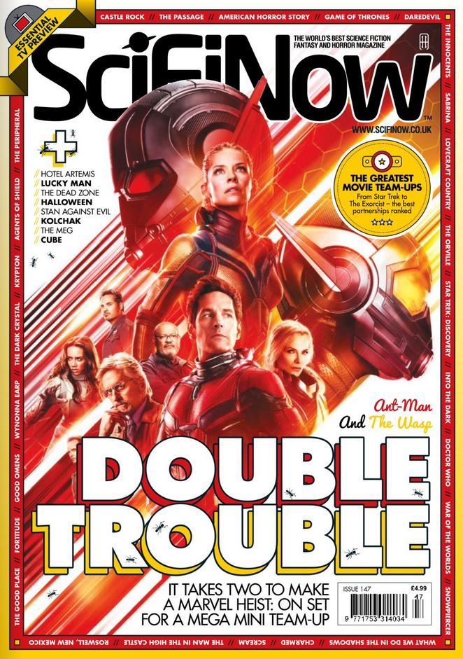 SciFiNow (UK) Magazine