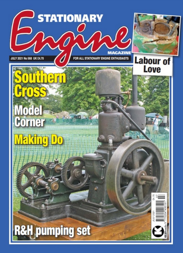 Stationary Engine (UK) Magazine