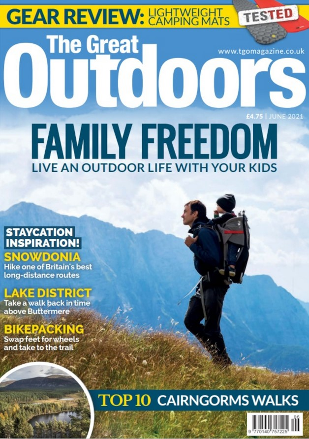 The Great Outdoors (UK) Magazine