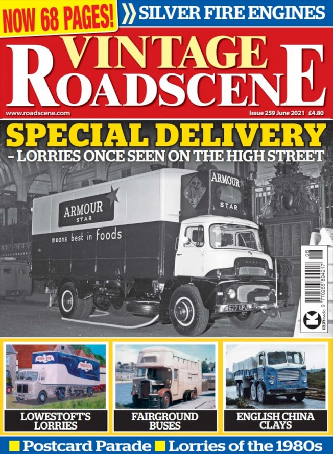 Vintage Roadscene (UK) Magazine
