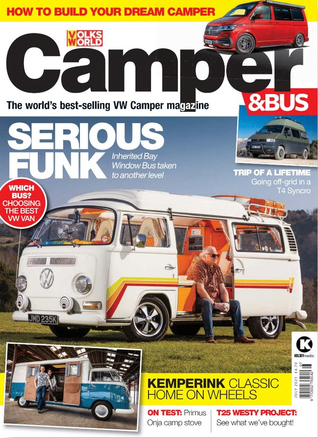 VW Camper & Bus (UK) Magazine
