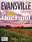 Evansville Living Magazine Subscription Cover