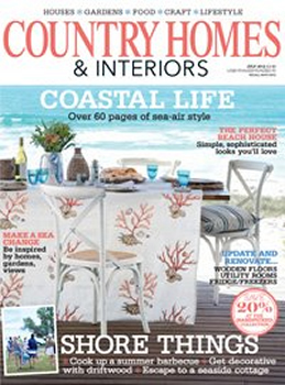 Country Homes & Interiors (UK) Magazine Cover