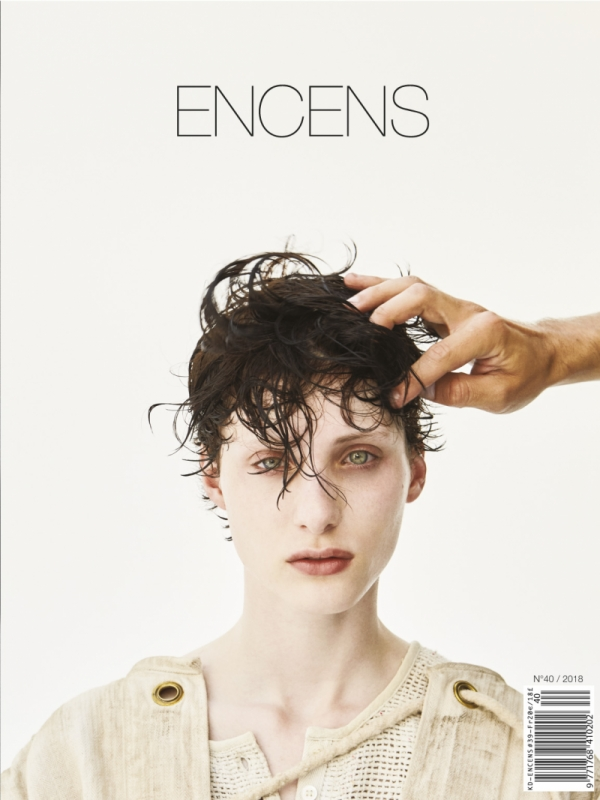 Encens (France) Magazine Cover