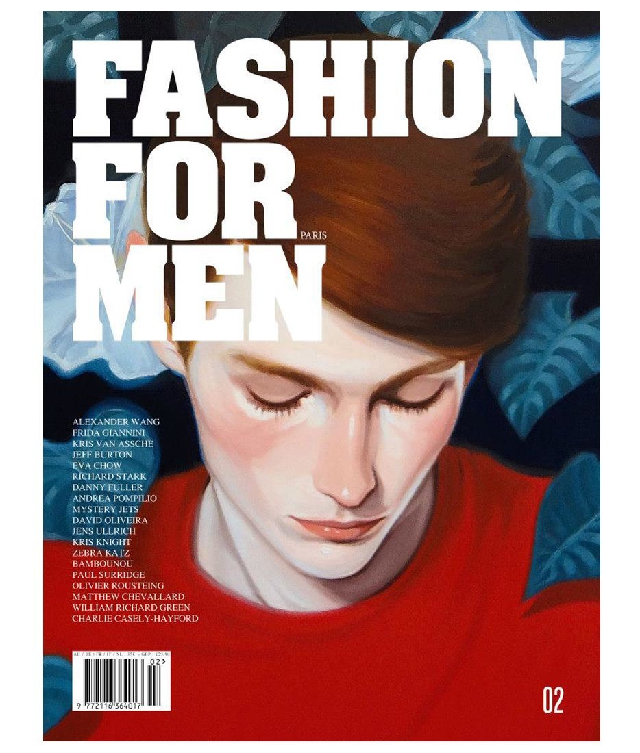 Fashion for Men (France) Magazine Cover