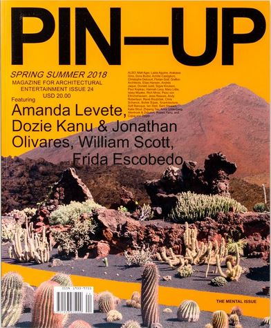 Pin-Up (UK) Magazine Subscription Cover