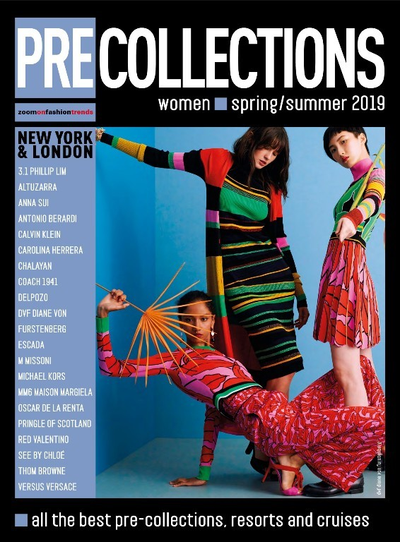 PreCollections New York & London Magazine