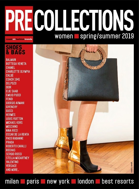 PreCollections Shoes & Bags Magazine