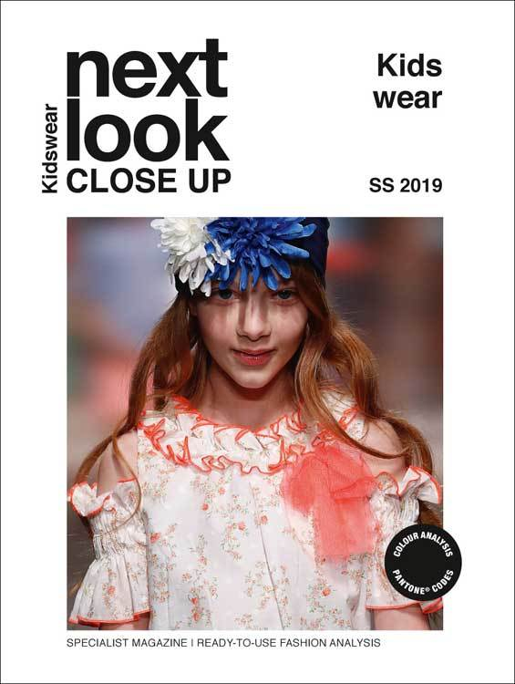 Next Look Close Up Kidswear (Italy) Magazine Cover