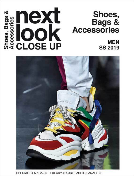 Next Look Close Up Men Shoes, Bags & Accessories (Italy) Magazine