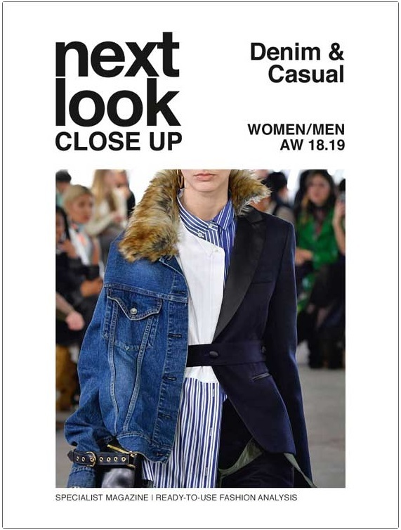 Next Look Close Up Women Denim + Casual (Italy) Magazine