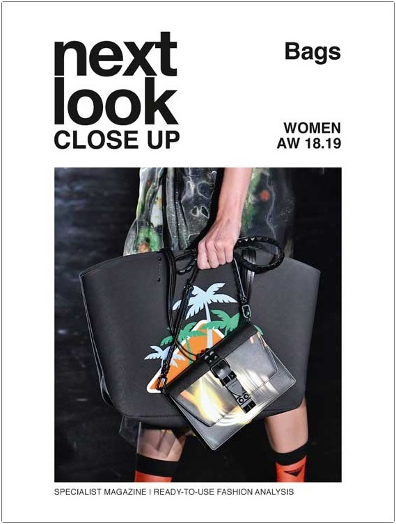 Next Look Close Up Women Bags (Italy) Magazine Cover