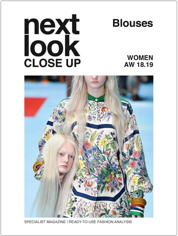 Next Look Close Up Women Blouses (Italy) Magazine