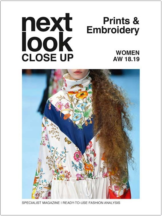 Next Look Close Up Women Prints + Embroidery (Italy) Magazine