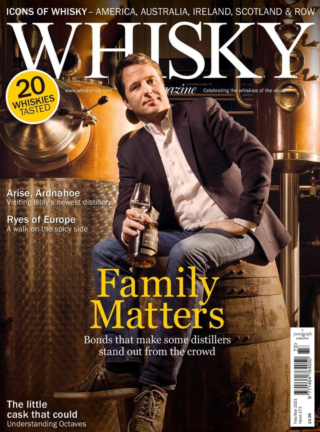 Whisky Magazine (UK) Magazine