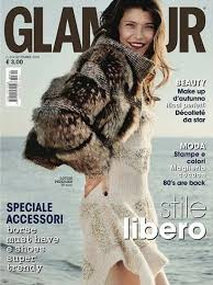 Glamour (Italy) Magazine Cover