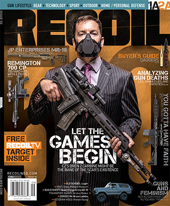 Best Price for Recoil Magazine Subscription