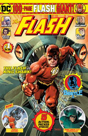 Flash Giant Magazine Subscription Cover
