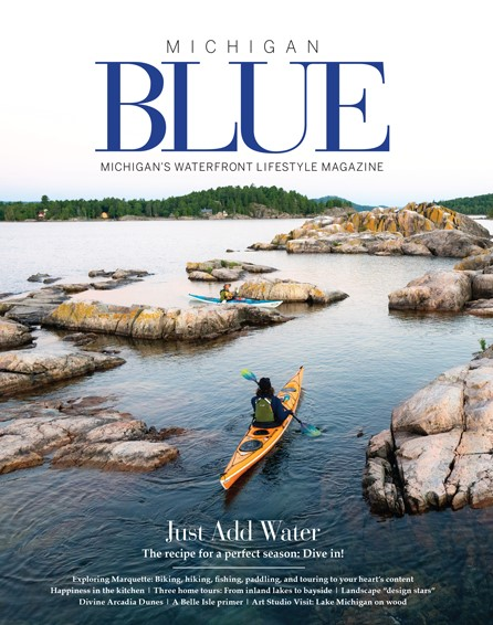 Michigan BLUE Magazine