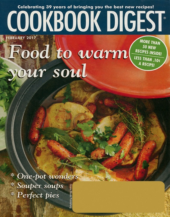 Best Price for Cookbook Digest Subscription
