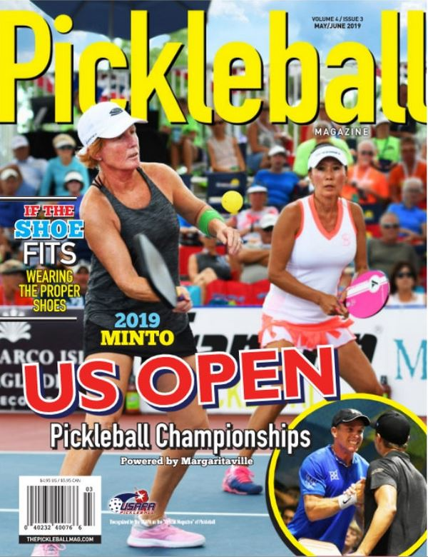Pickleball Magazine Magazine