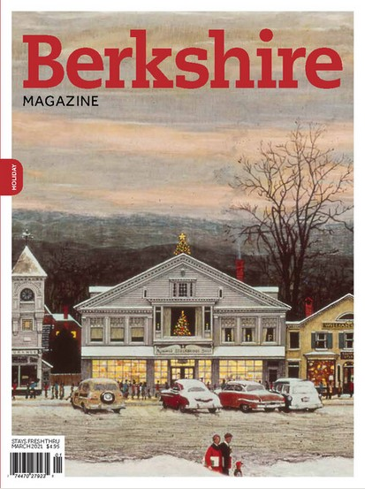 Berkshire Magazine Magazine Cover