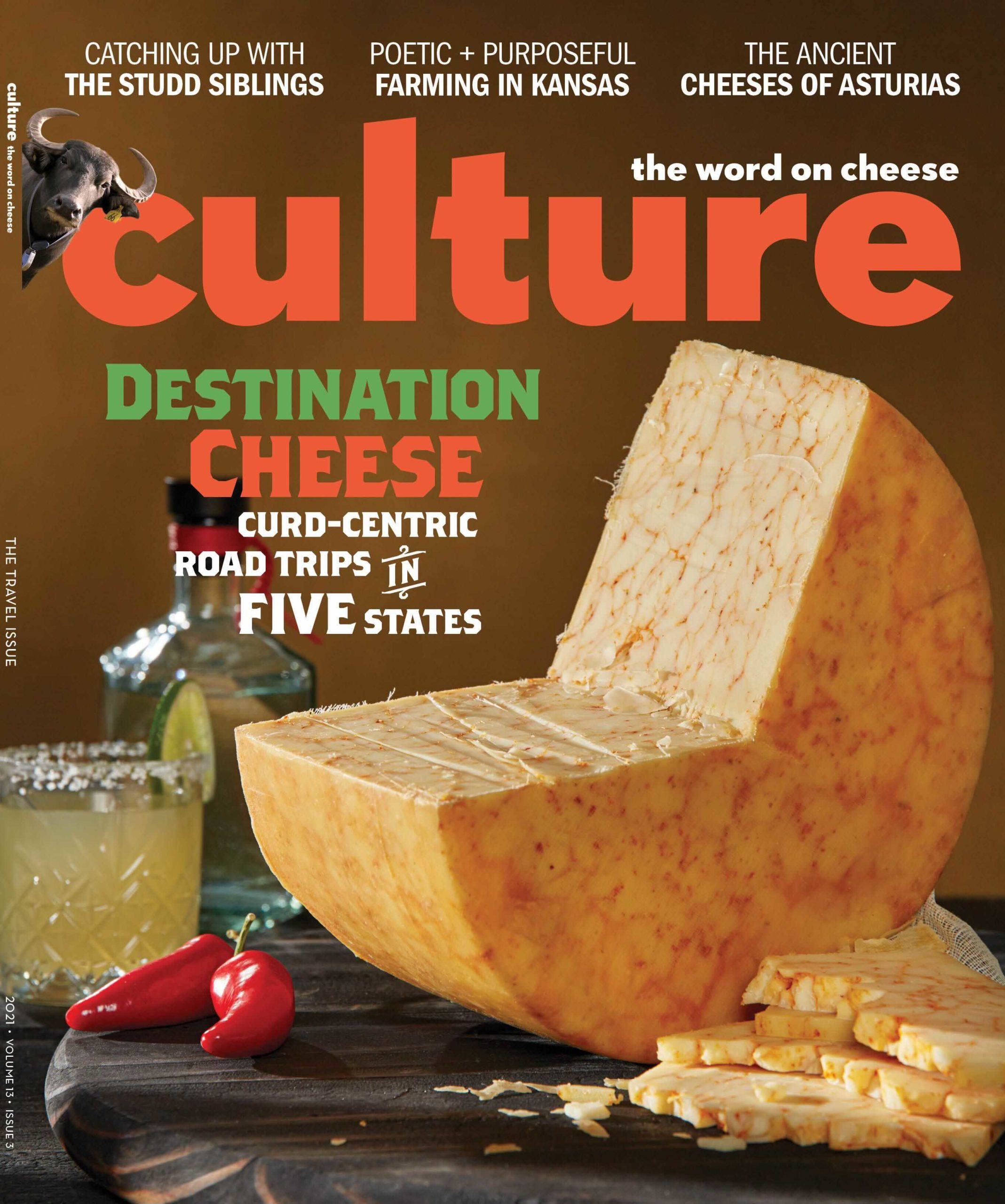 Culture: the word on cheese  Magazine Subscription Cover