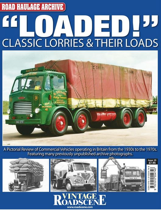Road Haulage Archive (UK) Magazine