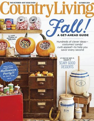 Country Living - Print + Digital Magazine